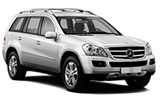 Car rental Mercedes GL