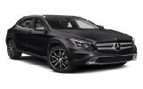 Car rental Mercedes GLA