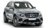 Car rental Mercedes GLC