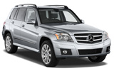 Car rental Mercedes GLK