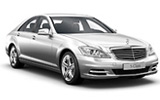 Car rental Mercedes S500