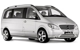 Car rental Mercedes Viano