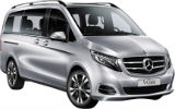 Car rental Mercedes Vito