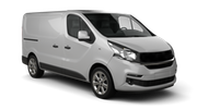 Car rental Mercedes Vito Cargo Van
