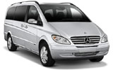 Car rental Mercedes Vito Traveliner 9 Seater