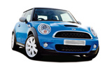 Car rental Mini Cooper