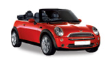 Car rental Mini Cooper S Convertible