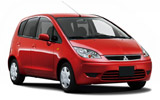 Car rental Mitsubishi Colt