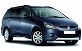 Car rental Mitsubishi Grandis