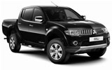 Car rental Mitsubishi L200