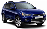 Car rental Mitsubishi Outlander