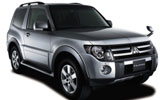 Car rental Mitsubishi  Pajero