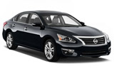 Car rental Nissan Altima