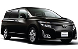Car rental Nissan Elgrand