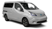 Car rental Nissan Evalia