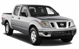 Car rental Nissan Frontier
