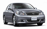 Car rental Nissan Fuga