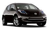 Car rental Nissan Leaf Electric