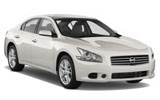 Car rental Nissan Maxima