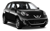 Car rental Nissan Micra