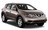 Car rental Nissan Murano