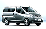 Car rental Nissan NV200