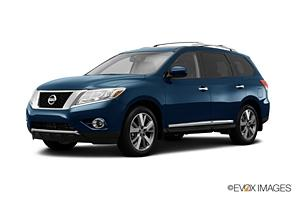 Car rental Nissan Pathfinder