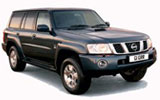 Car rental Nissan Patrol