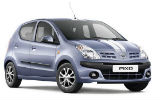 Car rental Nissan Pixo