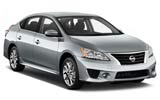 Car rental Nissan Sentra