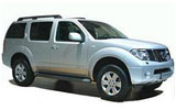 Car rental Nissan Terrano