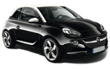 Car rental Opel Adam