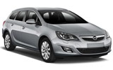 Car rental Opel Astra Estate