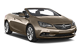 Car rental Opel  Cascada