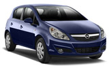 Car rental Opel Corsa Diesel
