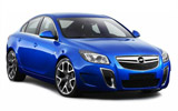 Car rental Opel Insignia