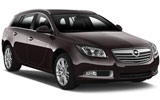 Car rental Opel Insignia Estate