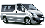 Car rental Opel Vivaro 9 Seater