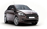Car rental Peugeot 301 Diesel