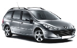 Car rental Peugeot 307 Estate