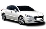 Car rental Peugeot 508 Diesel