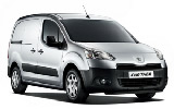 Car rental Peugeot Partner Cargo Van