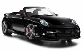 Car rental Porsche 911 Cabriolet
