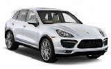 Car rental Porsche Cayenne