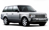 Car rental Range Rover