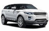 Car rental Range Rover Evoque