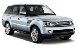 Car rental Range Rover Sport