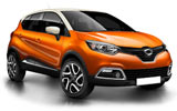 Car rental Renault Captur