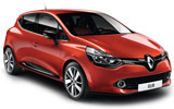 Car rental Renault Clio Diesel