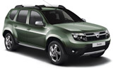 Car rental Renault Duster